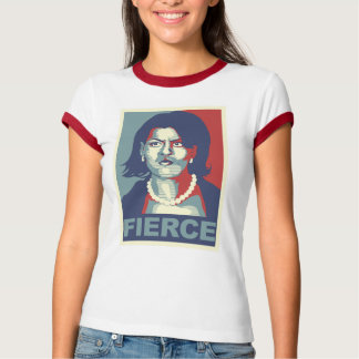 Michelle Obama is fierce as hell T-Shirt