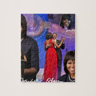 Michelle Obama Jigsaw Puzzle