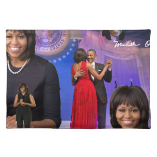 Michelle Obama Placemat