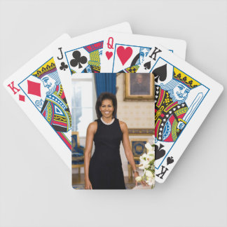 Michelle Obama Playing Cards