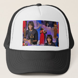 Michelle Obama Trucker Hat