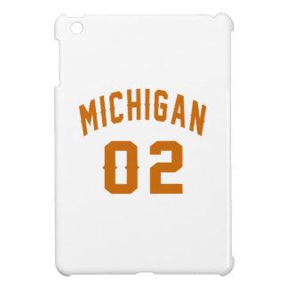 Michigan 02 Birthday Designs Cover For The iPad Mini