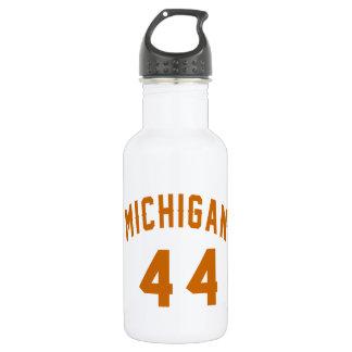 Michigan 44 Birthday Designs 532 Ml Water Bottle