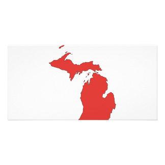 Michigan: A RED State Photo Card