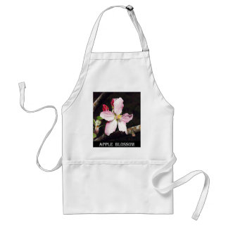 Michigan Apple Blossom Standard Apron