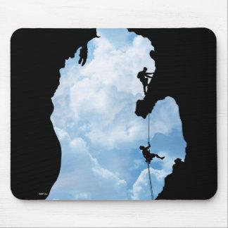 Michigan Climbers Mouse Pad