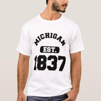 MICHIGAN EST.1837 T-Shirt