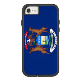 Michigan Flag Case-Mate Tough Extreme iPhone 8/7 Case
