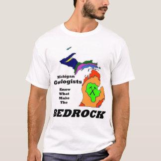 Michigan Geologist T-Shirt