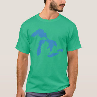 Michigan Great Lakes Shirt
