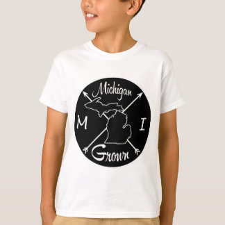 Michigan Grown MI T-Shirt