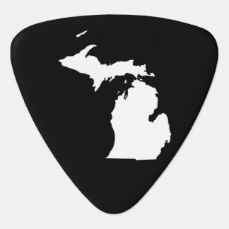 Michigan Guitar Pick