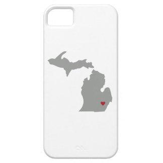Michigan iPhone 5 Cover