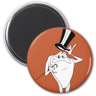 Michigan J. Frog Happy 2 Inch Round Magnet