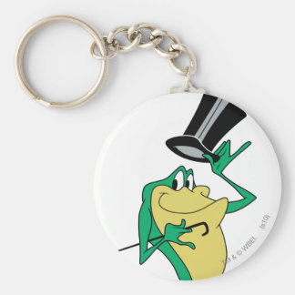 Michigan J Frog in Color Keychains