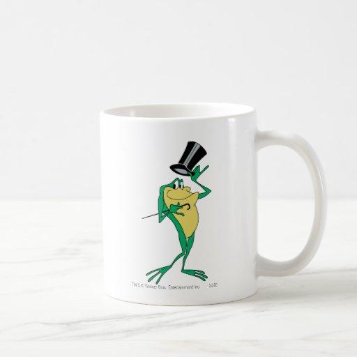 Michigan J. Frog in Color Mugs