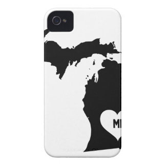 Michigan Love iPhone 4 Case