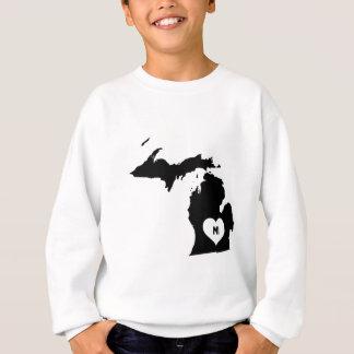 Michigan Love Sweatshirt