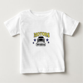 Michigan motors baby T-Shirt