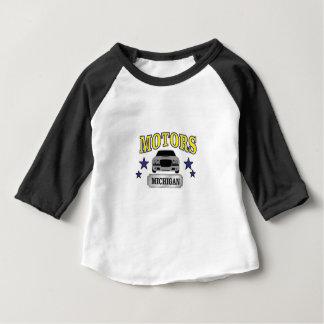 Michigan motors baby T-Shirt