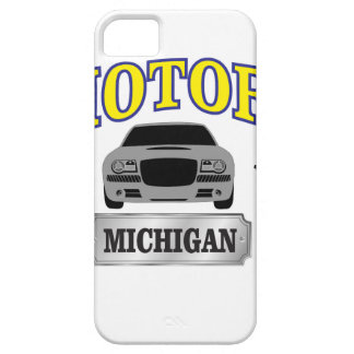 Michigan motors case for the iPhone 5