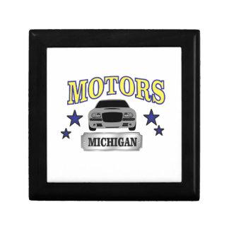 Michigan motors gift box