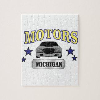 Michigan motors jigsaw puzzle