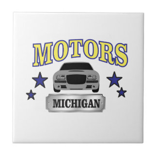 Michigan motors tile