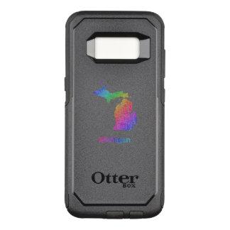 Michigan OtterBox Commuter Samsung Galaxy S8 Case