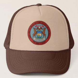 Michigan Seal Hat