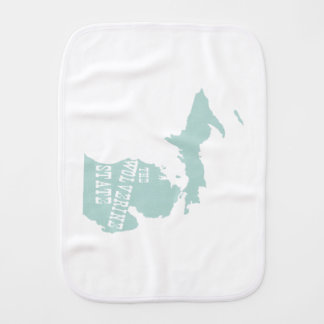 Michigan State Nickname Burp Cloth