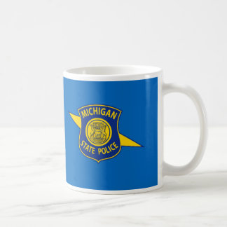 Michigan State Police Mug