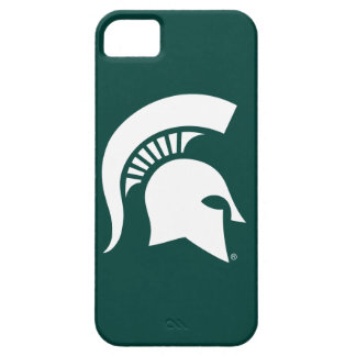 Michigan State University Spartan Helmet Logo iPhone 5 Cases