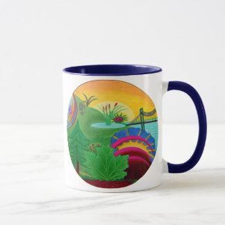 MICHIGAN    SUMMER mug
