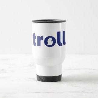 Michigan Troll Travel Mug