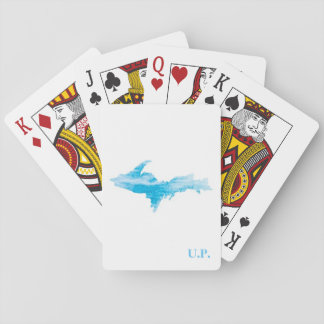 Michigan U.P. Playing Cards