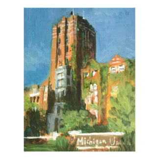 michigan union letterhead