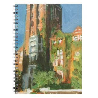 michigan union spiral notebook