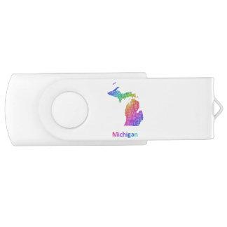 Michigan USB Flash Drive