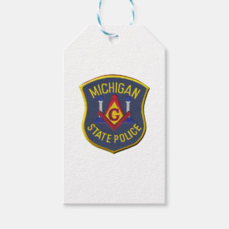 michiganmason pack of gift tags