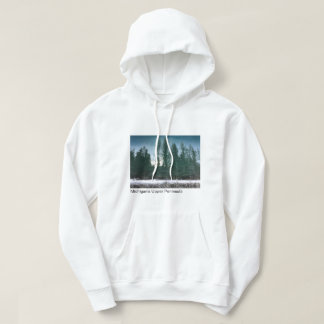 Michigan's Upper Peninsula Manistique Photo Hoodie