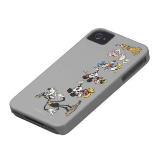 Mickey and Friends iPhone 4 Covers