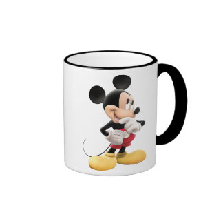 Mickey And Friends Mickey Mouse Ringer Mug