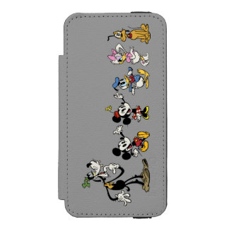 Mickey and Friends Incipio Watson™ iPhone 5 Wallet Case
