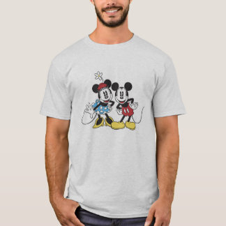 Mickey and Minnie Mouse T-Shirt