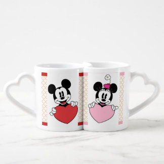 Mickey and Minnie Mugs