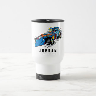 Mickey and the Roadster Racers | Donald Travel Mug