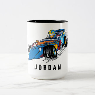 Mickey and the Roadster Racers | Donald Two-Tone Coffee Mug