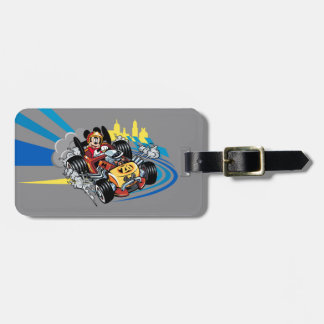 Mickey and the Roadster Racers | Mickey 28 Luggage Tag
