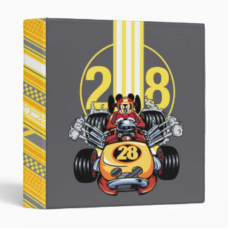 Mickey and the Roadster Racers | Mickey 3 Ring Binders